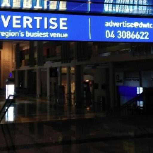 Indoor LED Banner Archives | Leading Digital Signage