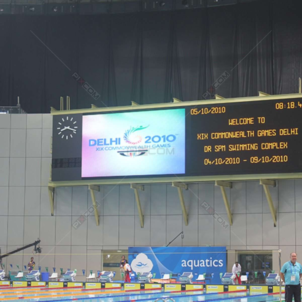 Common Wealth Games, India