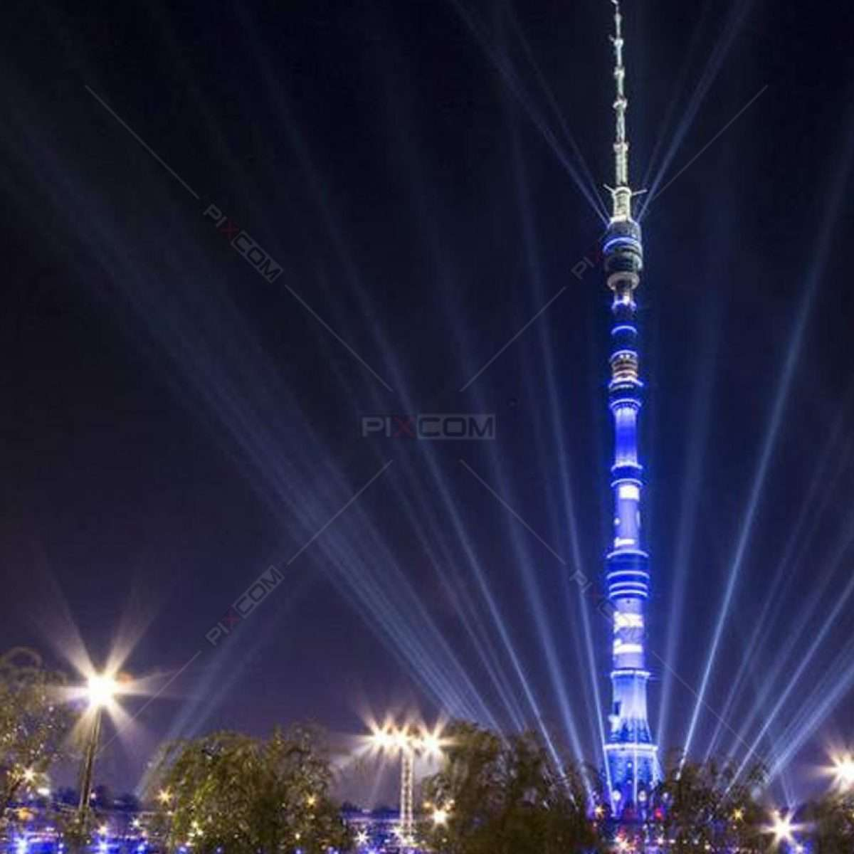Moscow TV Tower