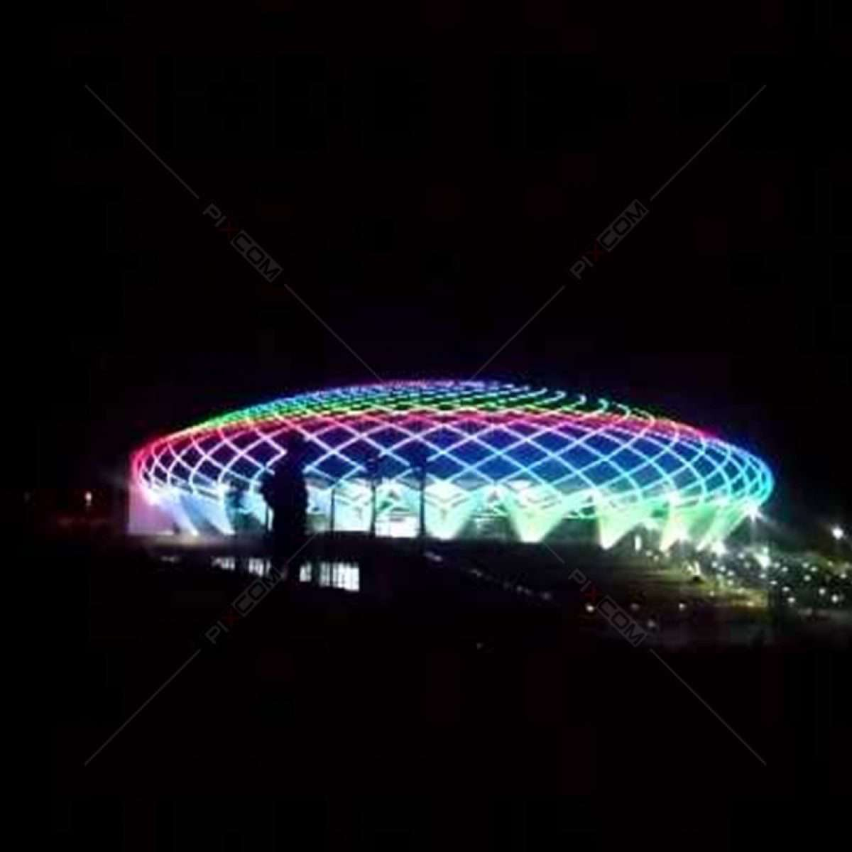 Universiade Stadium